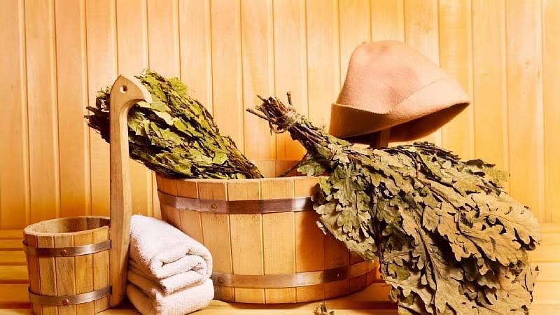 Как правильно замачивать веники для бани